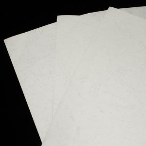 Card blanks, white, 29.8cm x 21.2cm, 6 Card blanks, 150 gsm, (PMA0043)